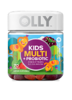 Olly Kids Multi + Probiotic Vitamins Gummies