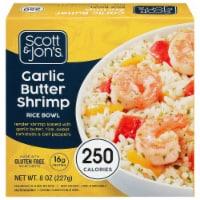 Scott & Jon's Garlic Butter Shrimp Rice Bowl