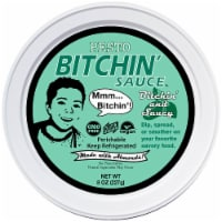Bitchin' Sauce Gluten Free Pesto Dip