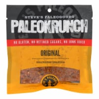 Steve'S Paleogoods Paleo Granola Bar Original Paleokrunch  - Case of 12 - 1.5 OZ