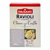 Italian Raviolli Cheese and Truffle 7 oz (Pack of 4)