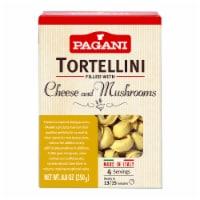 Italian Tortellini Mushroom and Cheese 8.8 oz (Pack of 4) - 8.8 oz
