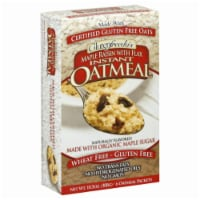 Glutenfreeda Maple Raisin Instant Oatmeal
