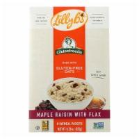 Glutenfreeda Maple Raisin Instant Oatmeal - 10.5 Oz