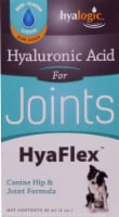 Hyalogic HyaFlex Oral Hyalyronic Acid Canine Hip & Joint Formula