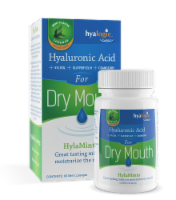 Hylamints / Dry Mouth Lozenge with Hyaluronic Acid - 60 CT