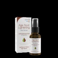 Age Spot Lightening Serum with Hyaluronic Acid