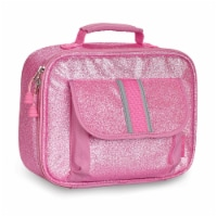 Bixbee Sparkalicious Lunchbox - Pink