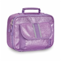Bixbee Sparkalicious Lunchbox - Purple