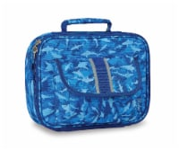 Bixbee Shark Camo Lunchbox