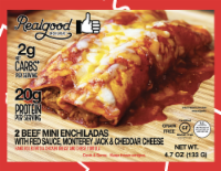 The Real Good Food Company Low Carb Beef Enchiladas