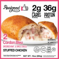 The Real Good Food Company Stuffed Chicken Cordon Bleu
