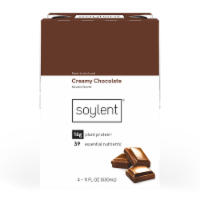 Soylent Creamy Chocolate Ready-to-Drink Meal