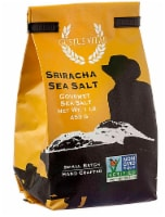 Gustus Vitae  Gourmet Sea Salt   Sriracha