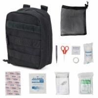 Osage River ORCFAKBLK Osage River Compact First Aid Kit - Black - 1