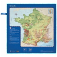 Soireehome Winebuff France Towel