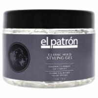 El Patron Classic Hold Styling Gel 10.5 oz - 10.5 oz