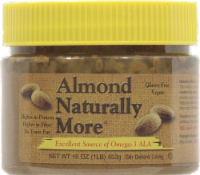 Almond Naturally More Almond Butter