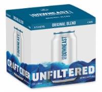 Downeast Original Blend Unfiltered Cider