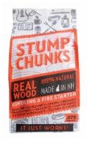 Stump Chunks® Kindling & Fire Starter - 0.075 cu ft