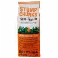Stump Chunks® Kindling & Fire Starter - 1.5 cu ft