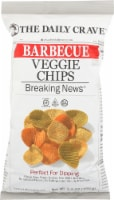 The Daily Crave Barbecue Veggie Chips