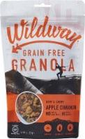 Wildway Gluten Free Apple Cinnamon Granola