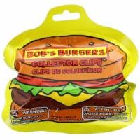 Bob's Burgers Blind Bag Figure Backpack Hangers - One Random - 1 Each