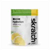 skratch LABS Lemon & Lime Hydration Drink Mix