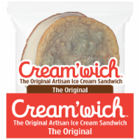 Cream'wich The Original Ice Cream Sandwich