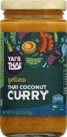 Yai's Thai Thai Yellow Coconut Curry