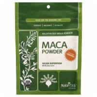 Navitas Naturals Maca Gel Powder - 8 oz