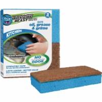 Grease Beast Kitchen Scrub Pad (2 Pack) GB4786