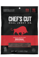 Chef's Cut Smoked Beef Original Recipe Jerky