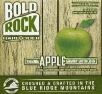 Bold Rock Virginia Hard Apple Cider - 6 pk / 12 fl oz