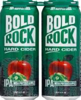 Bold Rock Hard Cider - 4 pk / 16 fl oz