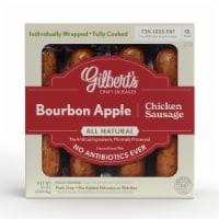 Gilbert's All Natural Bourbon Apple Chicken Sausage