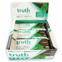 Truth Bar Mint Chocolate Chip Probiotic Bar
