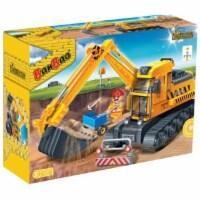 BanBao Interlocking Blocks Bucket Digger 8536 (262 Pcs) - 1