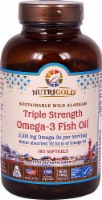 NutriGold  Triple Strength Omega-3 Fish Oil