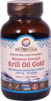 NutriGold  Maximum Strength Krill Oil Gold®