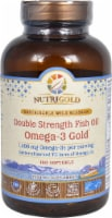 NutriGold  Double Strength Fish Oil Omega-3 Gold