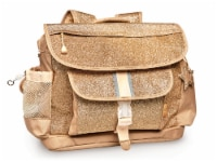 Bixbee Medium Sparkalicious Backpack - Gold