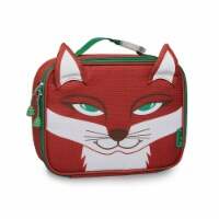 Bixbee Animal Pack Fox Lunchbox