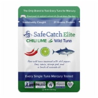 Safe Catch Elite Chili Lime Wild Tuna - 2.6 oz