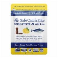Safe Catch Elite Citrus Pepper Wild Tuna