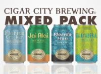 Cigar City Brewing Ale Variety Pack