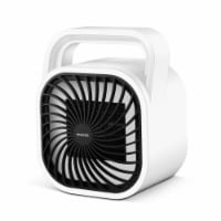Geek Heat HA31-05E 500 Watt Mini Personal Portable Ceramic Fan Space Heater - 1 Unit