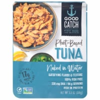Good Catch Foods Naked in Water Fish-Free Tuna