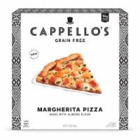 Cappello's Gluten Free Margherita Pizza